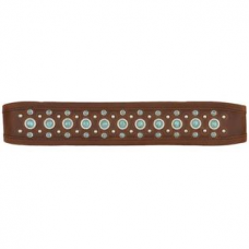 3D Brown Headband HE105