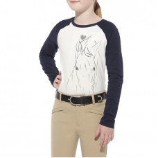 Ariat Girls Handsketch Tee 10011283