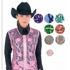 Royal Highness Womens Molly Show Vest V209966