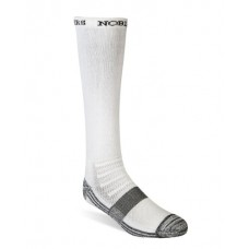Noble Outfitters The Best Dang Boot Sock- Over The Calf, White, Medium 61001\010