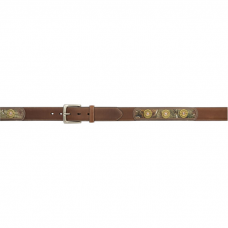 "Badger 1 1/2"" Dark Brown Men's Outdoor Belt B8802"