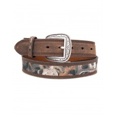 Ariat Men's Camo Belt - Bonz A10158156