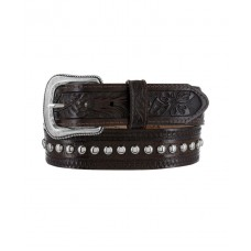 Tony Lama Big Valley Stud Belt C42485