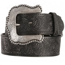 Tony Lama Black Layla Belt C50733