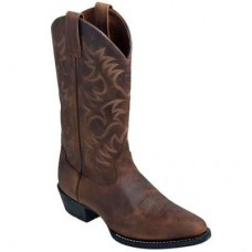 Ariat Mens Brown Western Heritage Cowboy Boots 10002204