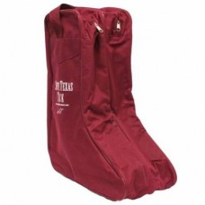 STT Burgundy Boot Bag 0411409