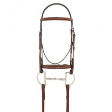 Camelot™ Fancy Stitched Raised Padded Bridle 468253