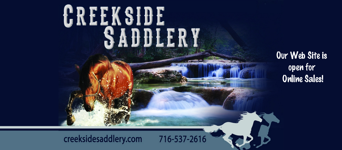Creekside Saddlery Logo