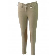 George H Morris Ladies Show Time Knee Patch Breeches 2720-829