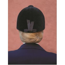 Aerborn 21462 Equestrian Standard Weight Hair Net, Blonde  43BLD