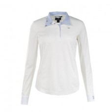 Horze Blaire Womens Long Sleeved Functional Show Shirt 33209