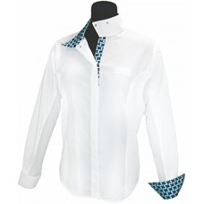 Equine Couture Children's Geo Show Shirt 82871ECSa