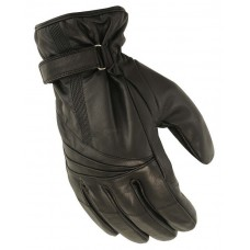 First Classics Men's Waterproof Leather Driving Glove w/ Padded Palm FI154GL