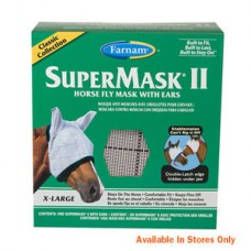 Farnam Supermask II X-Large Fly Mask 100504653