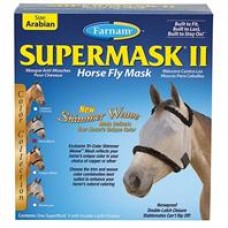 Farnam SuperMask II Arab Fly Mask Classic Collection 100503755