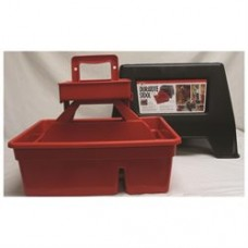 Miller Man Duratote Step Stool Red 084369159111