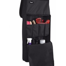 "Tough 1 Portable Grooming Organizer 16"" X 30"" Black 61-8065-2-0"