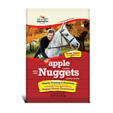 Manna Pro Apple Bite Size Nuggets, 4 Lb  13655-2