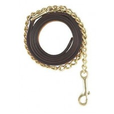 Ovation Leather Lead - Black - 1 X 60 464294
