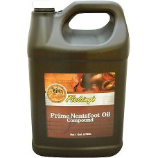 Fiebing's Prime Neatsfoot Oil Compound, 1 gal. 11019-3