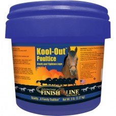 Finish Line Kool-out Poultice For Equine  5lbs. 715401050041