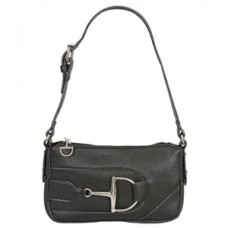 Snaffle Bit Shoulder Bag LP430BK