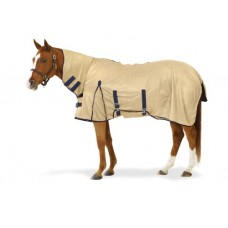 Equi-Essentials Softmesh Combo Fly Sheet with Belly Band 469236