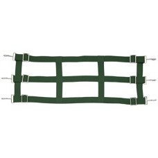 Tough 1 Nylon Stall Guard, Hunter Green 688499146814