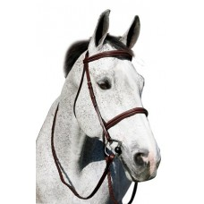 Hdr Pro Padded Bridle With Anti Press Horse 24148
