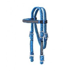 Tough 1 Braided Nylon Brow Headstall 422_500_114_0