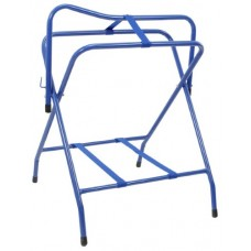 Tough-1 Folding Floor Saddle Rack with Web Bottom 88-47103-4-0