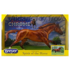 Breyer California Chrome 1792 – Two Time Horse of the Year