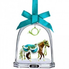 Breyer 2019 Stirrup Holiday Ornament Minstrel 700320