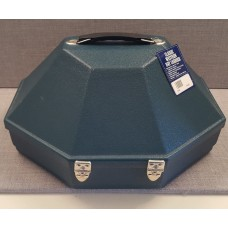 Hammer Plastics green hardshell Classic hat can carrier 0150028