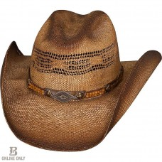 Bullhide Full Speed Straw Hat 2740