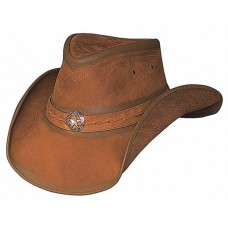 Bullhide Hats 4024 Down Under Collection Cooper Creek Medium Honey Cowboy Hat