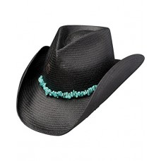 Charlie 1 Horse Men's Tulum Straw Cowboy Hat 413607so